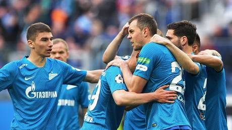 Arsenal give Zenit the league title early