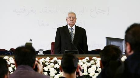 The Algerian president: Foreign threats are very complex in the country
