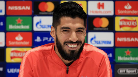 suarez admits liverpool thanks to him on the eve of the confrontation at anfield
