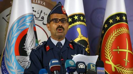 libyan government forces deny the loss of any aircraft