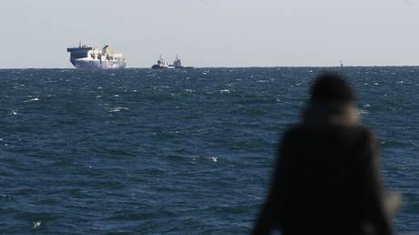 An Italian ship carrying 340 passengers facing a technical malfunction in the Adriatic Sea
