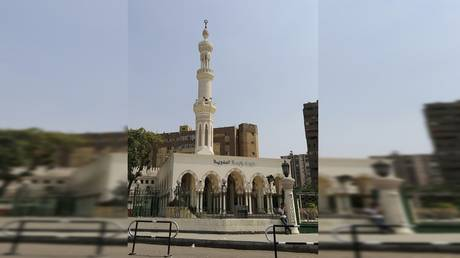 Egypt changed the names of 516 mosques