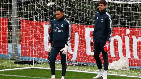 Real Madrid informs Navas of his fate