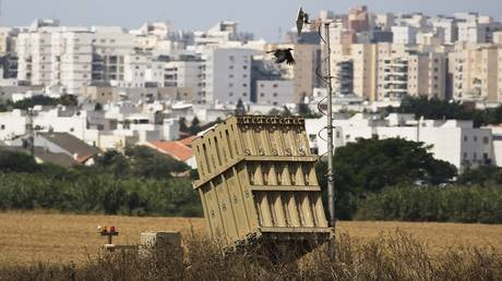 """Israel publishes its Iron Dome protection for the competition """"Eurovision"""""""