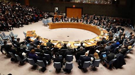 for the first time since the failed rebellion .. closed consultations on venezuela in the security council