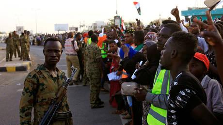 Sputnik calls Khartoum to investigate the incident
