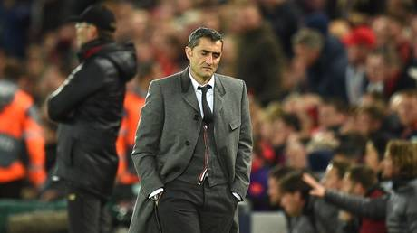 Officially .. Barcelona decides the fate of Valverde