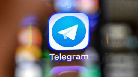 Telegram services are back in business