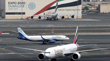 washington warns airlines of the dangers of flights over the gulf