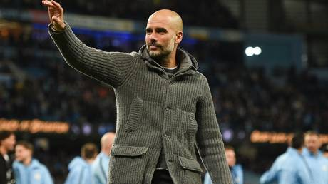 Guardiola offers good news for Barcelona fans