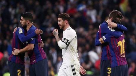 Barcelona make a new record in the Liga at the expense of Real Madrid