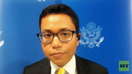 الخارجية الأمريكية لـ RT: واشنطن اتخذت قرار عقد مؤتمر المنامة بناء على دعوة من البحرين