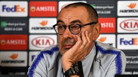 """Sari looking for his future with Chelsea after the final """"Europa League"""""""