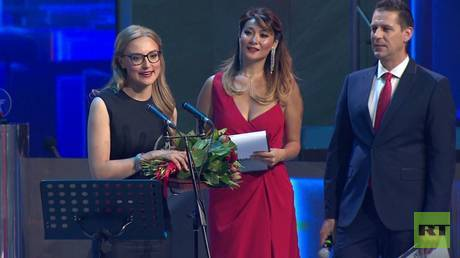 RT Online presenter among Russian Ministry of Defense award winners in a press competition