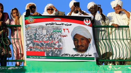 """""""حزب الأمة"""" السوداني المعارض يرفض الإضراب ويؤكد دعمه للاعتصام"""