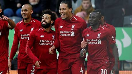 Detecting the best player and owner of the best goal for Liverpool this season (video)
