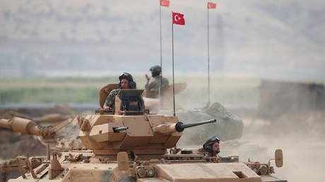 Turkey launches military operation in northern Iraq