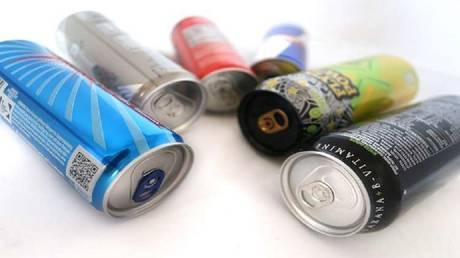 Energy drinks pose a health hazard threatening sudden death!