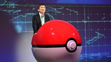 The development of Pokemon watches you during your sleep!