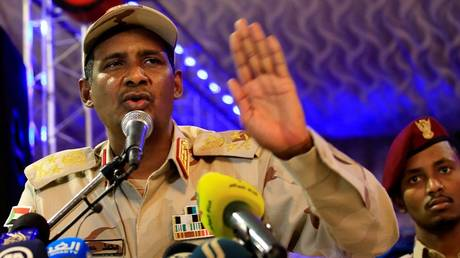 Sudan: Vice President of the Transitional Military Council sends a message to the Crown Prince