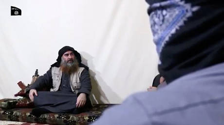 """Wife of """"Oil Minister Dahesh"""" reveal secrets helped in the pursuit of Baghdadi"""