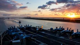 بالتفصيل.. عدد السفن الأمريكية وتسليحها وأماكن تمركزها في منطقة الخليج