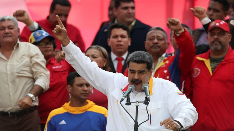 كوبا ترفض عقوبات واشنطن عليها وتعلن تضامنها مع مادورو