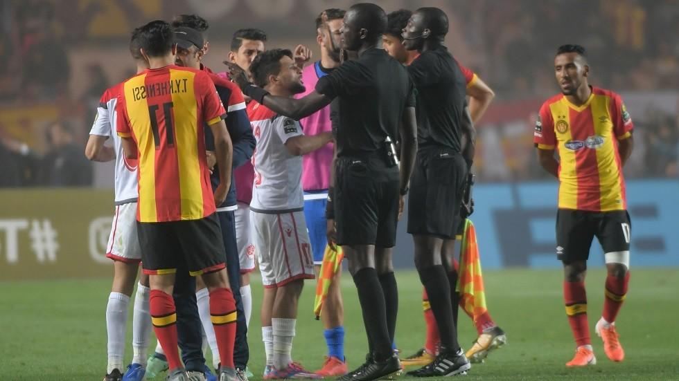 الترجي يحتفظ بلقب دوري أبطال إفريقيا بعد رفض لاعبي الوداد استكمال المباراة