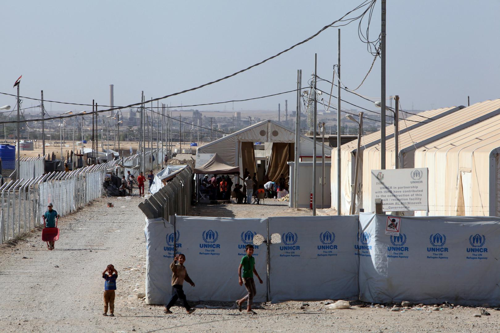 نائبة عراقية لـRT: المحاكم ستصدر أوراقا ثبوتية للمواليد خلال فترة سيطرة  داعش