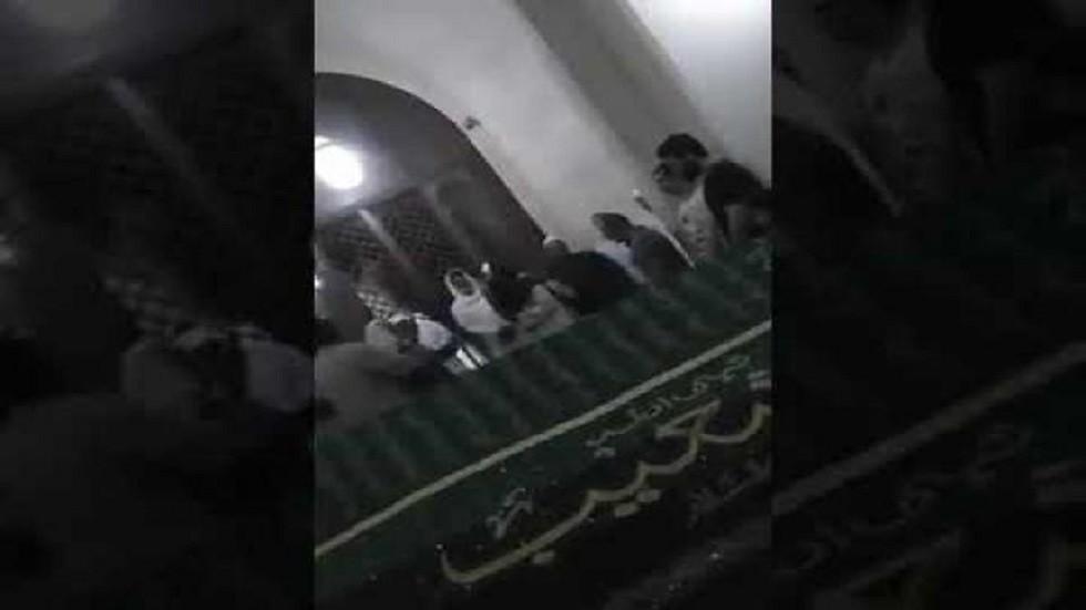 وزارة الأوقاف الأردنية تغلق قبر النبي شعيب