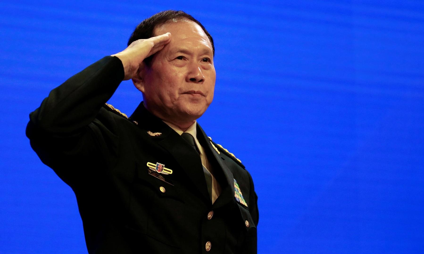 وزير دفاع الصين: أي حرب بين واشنطن وبكين ستكون كارثة وسنقاتل حتى النهاية