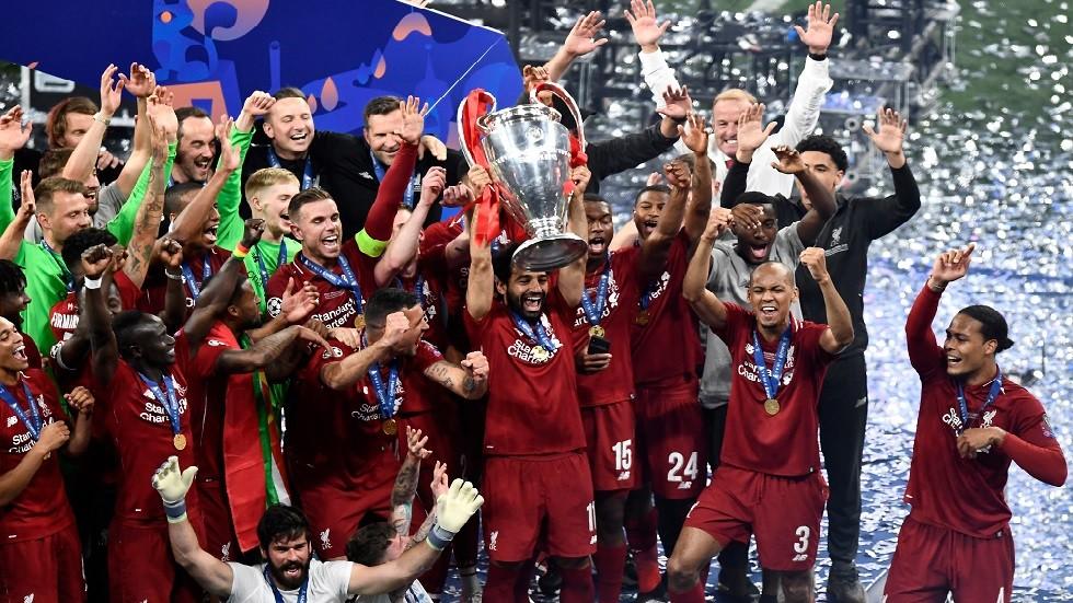 رسميا.. فان ديك يتوج بجائزة أفضل لاعب في نهائي دوري أبطال أوروبا