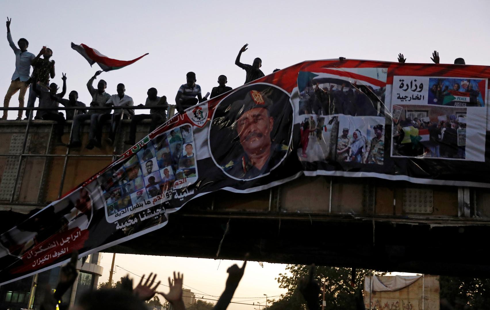 روسيا: يجب حل النزاع في السودان سلميا ونرفض التدخلات الخارجية
