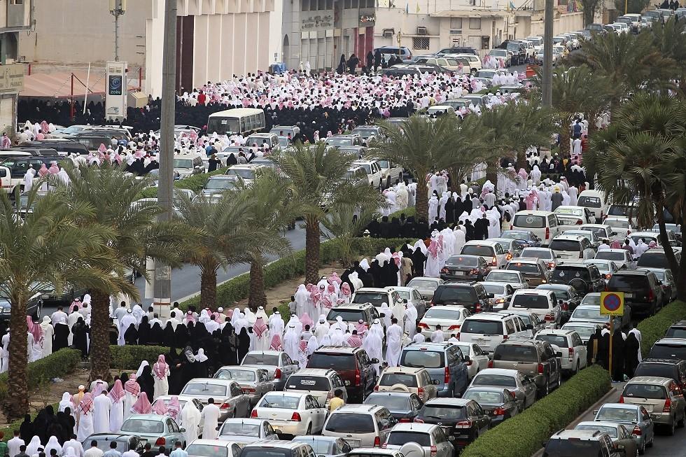 أرشيف - أول أيام عيد الفطر في مدينة مكة المكرمة، 30 أغسطس 2011