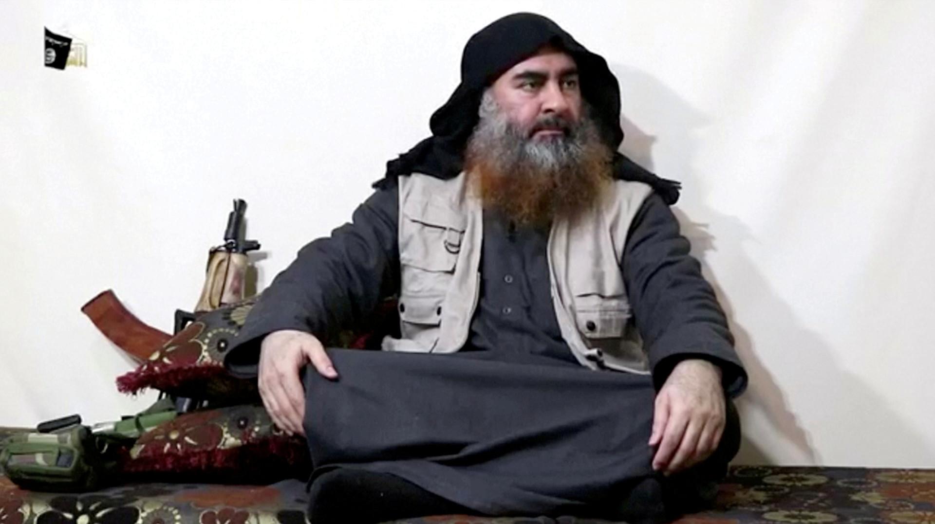 زعيم تنظيم داعش أبو بكر البغدادي، أرشيف