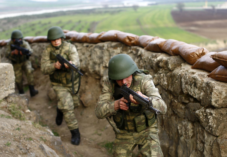 الجيش التركي- أرشيف