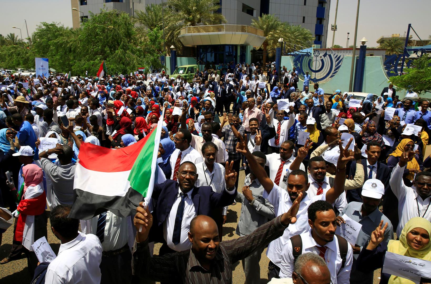 المفوضية الأوروبية تدعو لتسليم السلطة للمدنيين في السودان
