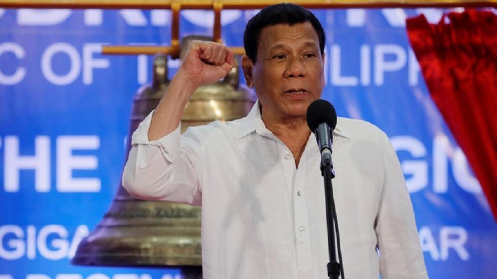 تشبيه دوتيريتي المثلية بالمرض يثير غضبا في الفلبين