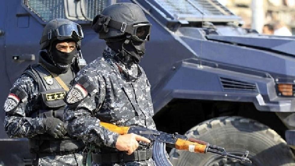 الأمن في مصر