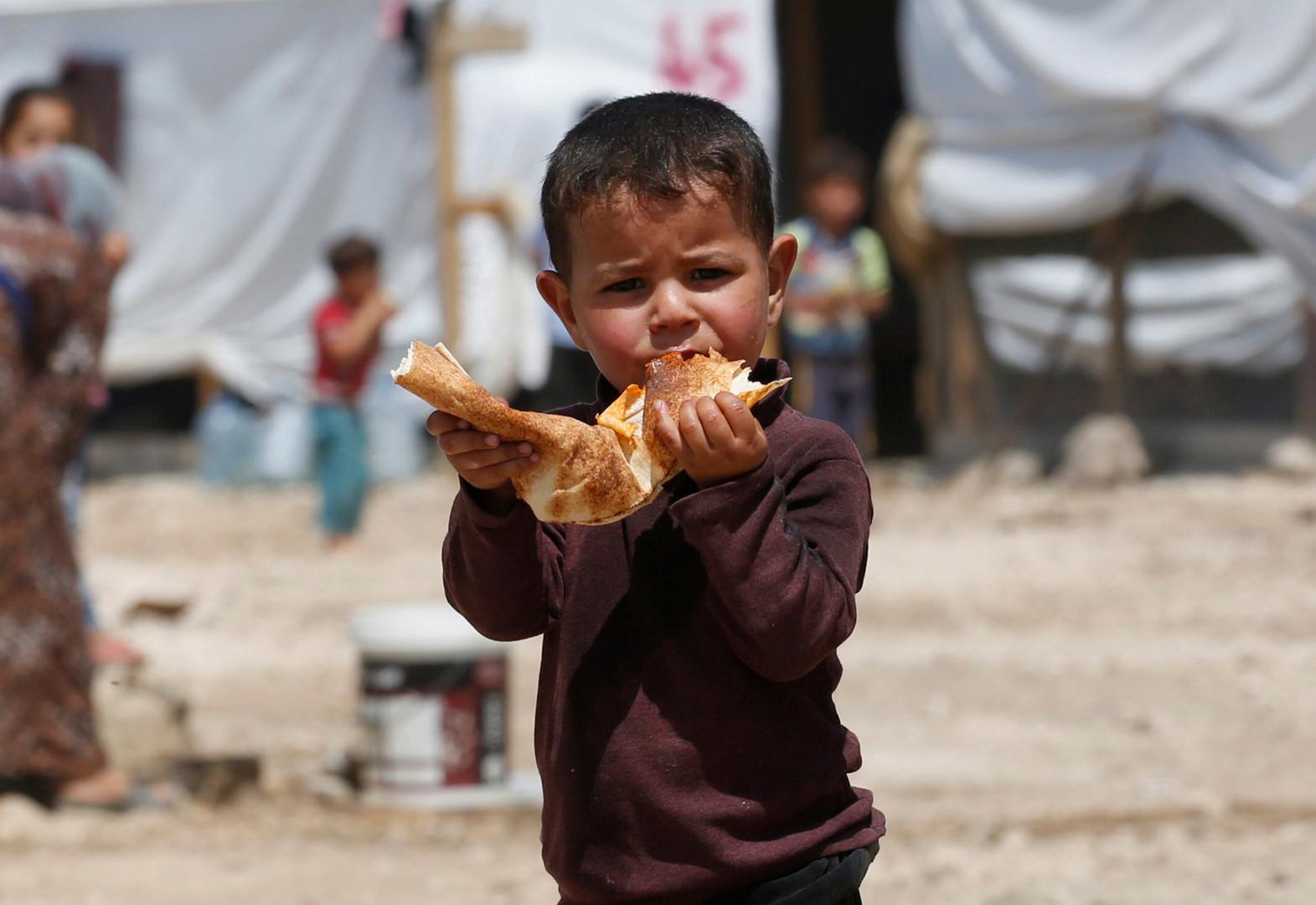 طفل سوري لاجئ في لبنان- أرشيف