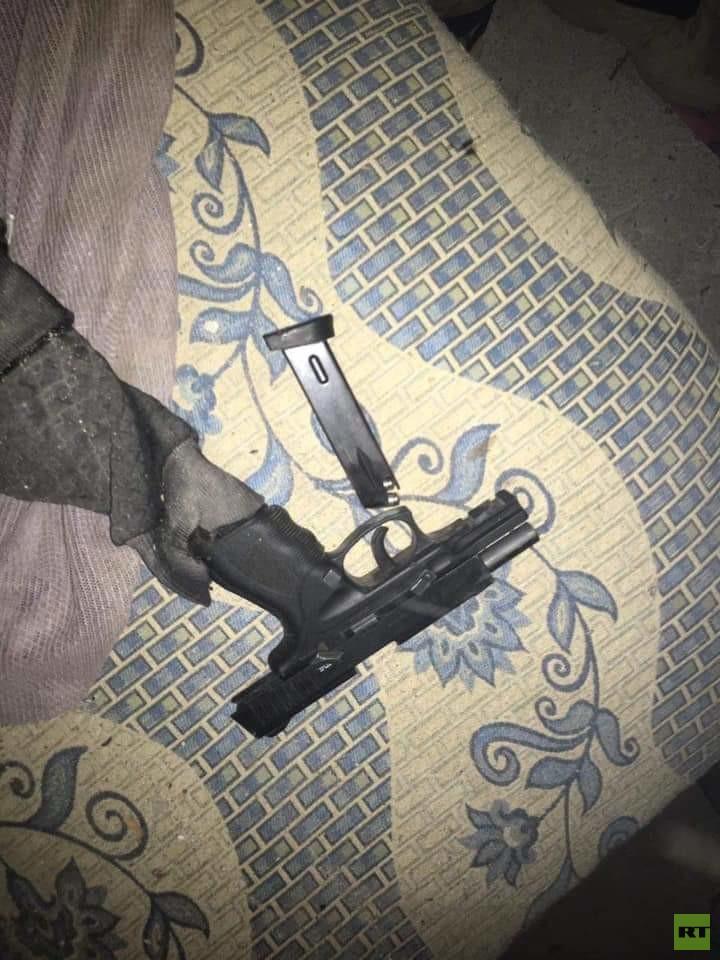 مقتل 5 عناصر إجرامية في تبادل لإطلاق النار مع الشرطة المصرية (صور)