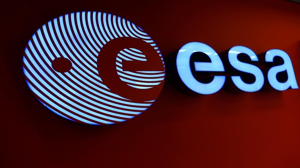 شعار وكالة الفضاء الأوروبية