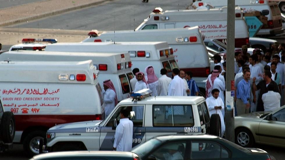 سيارات الإسعاف في السعودية - أرشيف