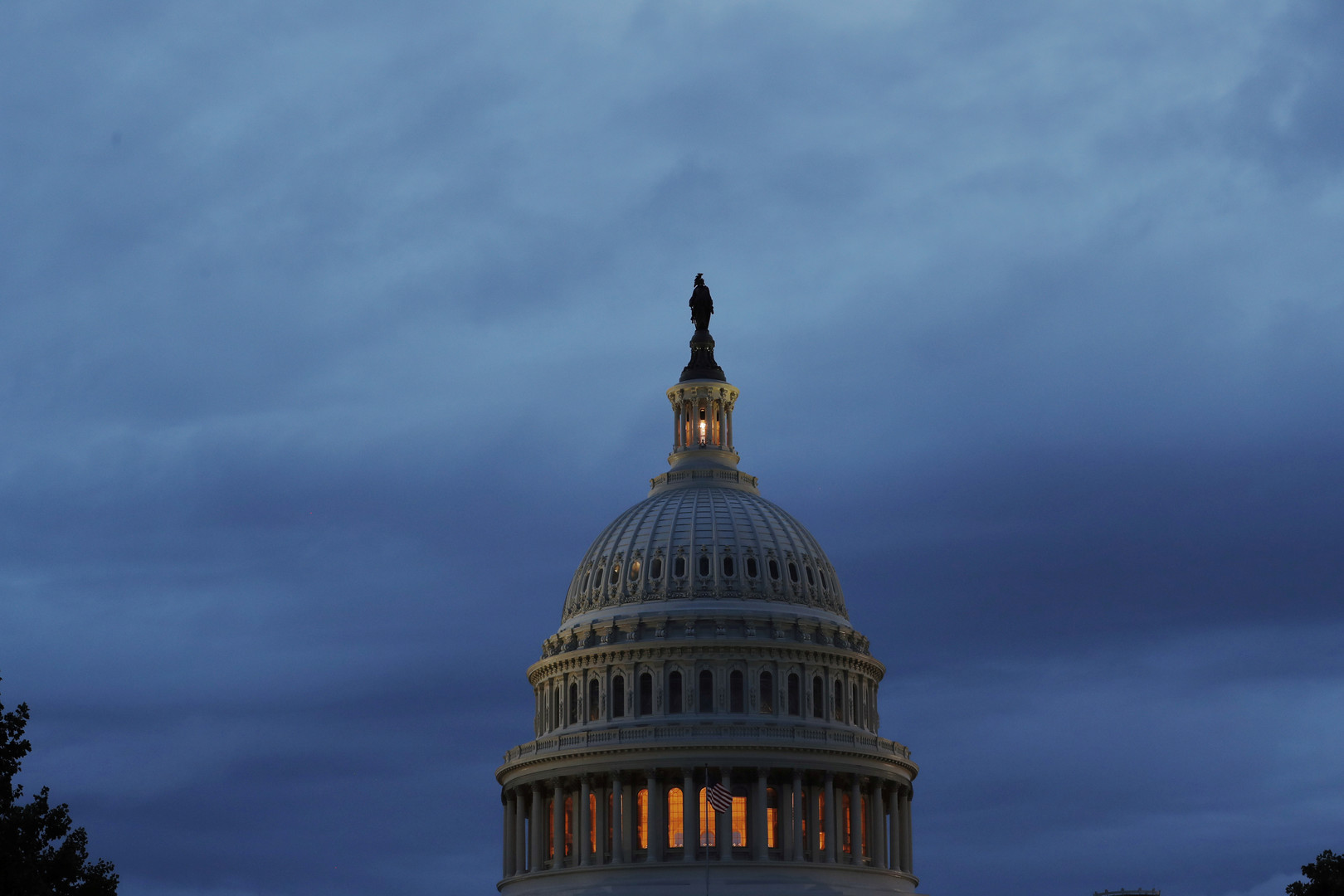 مقر الكونغرس الأمريكي في واشنطن