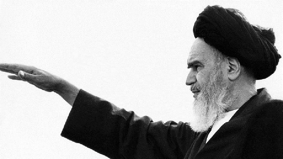 آية الله الخميني - 1980