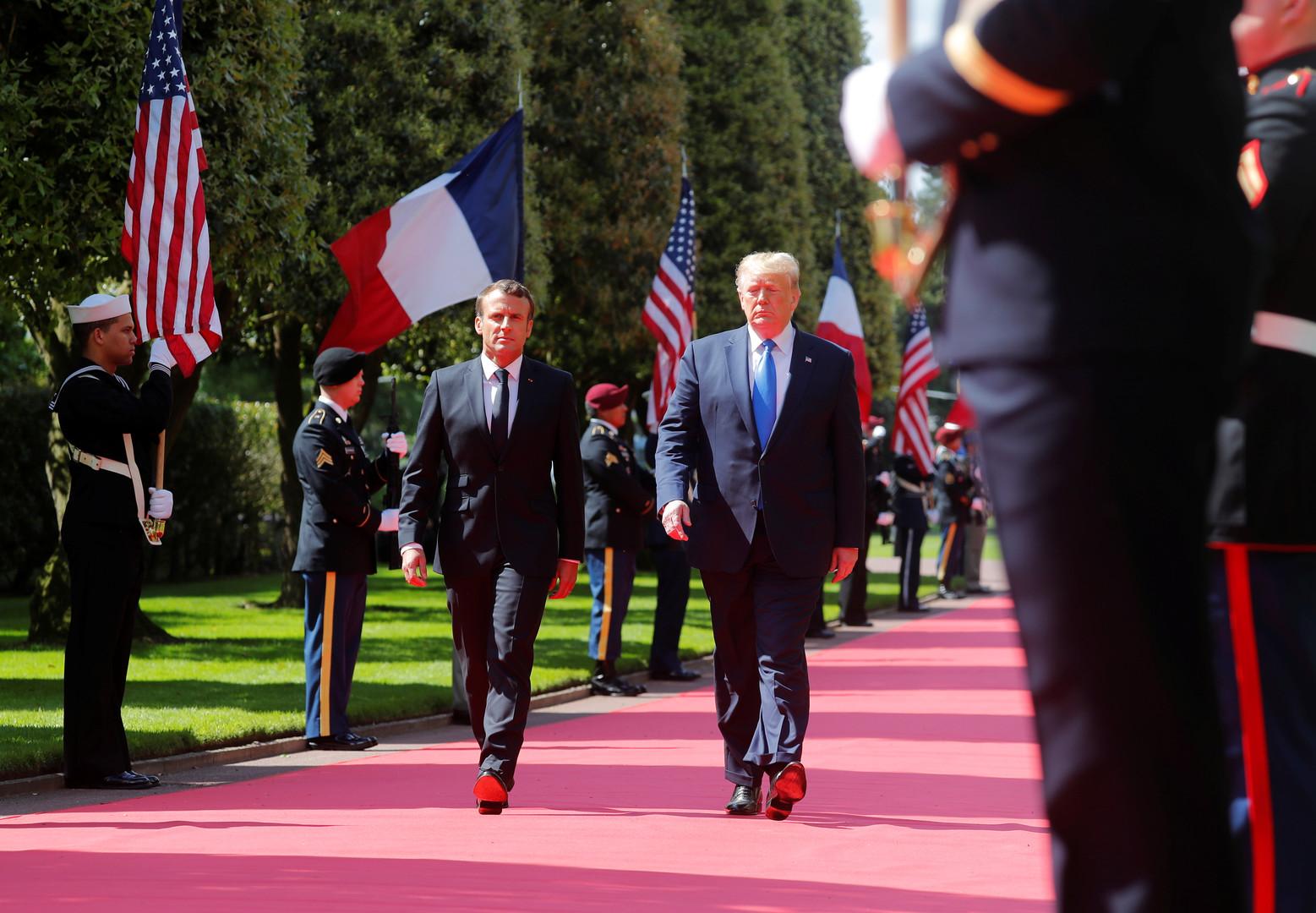 فرنسا تحيي الذكرى الـ75 لإنزال نورماندي