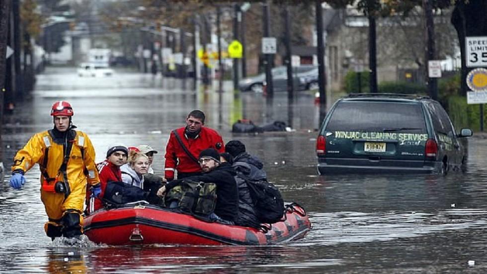 تقرير: 30 مدينة أمريكية معرضة لخطر الغرق!