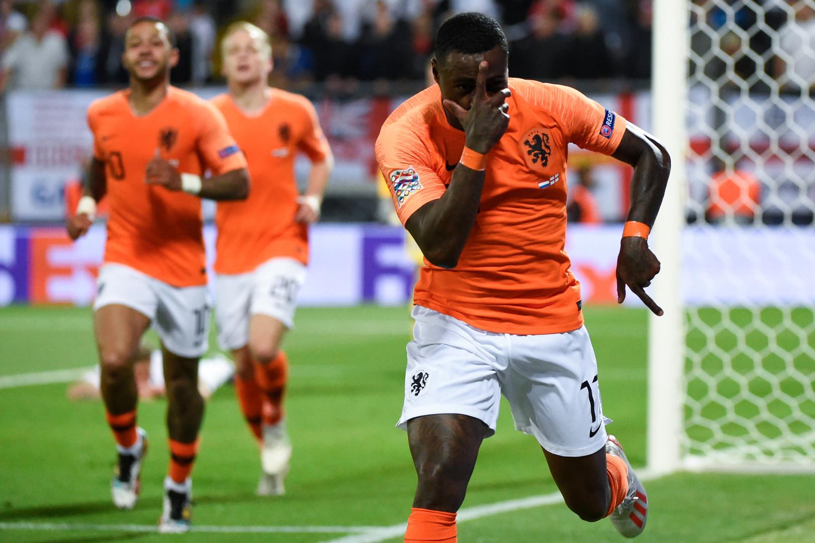 هولندا تتخطى إنجلترا وتضرب موعدا مع البرتغال في النهائي