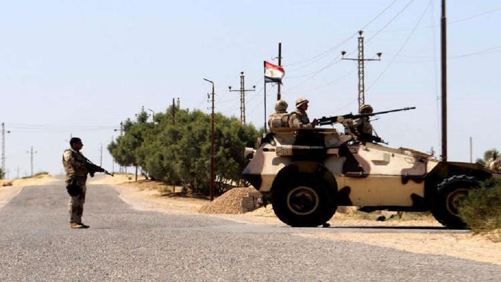 الأمن المصري يحبط هجوما إرهابيا على الشرطة شمالي سيناء