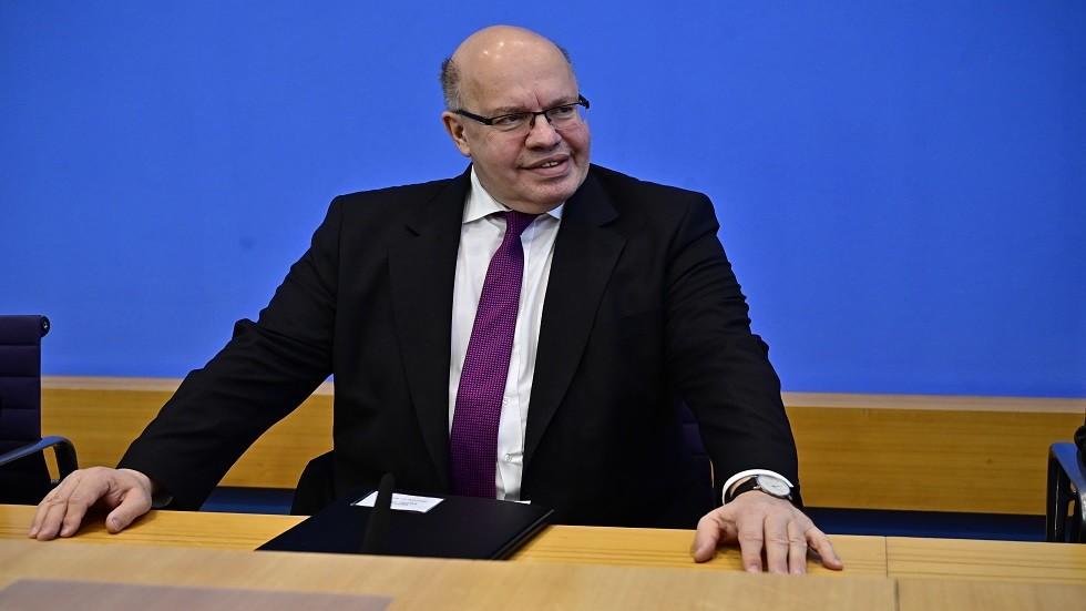 وزير الاقتصاد والطاقة الألماني، بيتر ألتماير